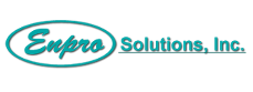Logo, Enpro Solutions, Inc., Process Engineering in Dublin, CA